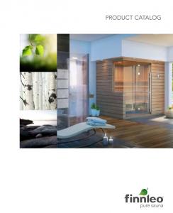 finnleo sauna catalog
