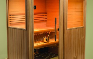 Sauna in Salt Lake City